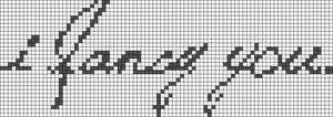 Alpha pattern #8686