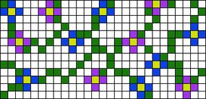 Alpha pattern #8692