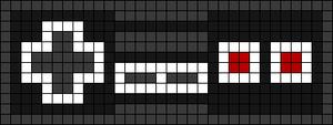 Alpha pattern #8706