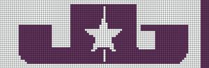 Alpha pattern #8711