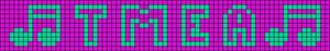 Alpha pattern #8713