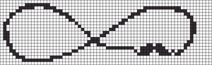 Alpha pattern #8714