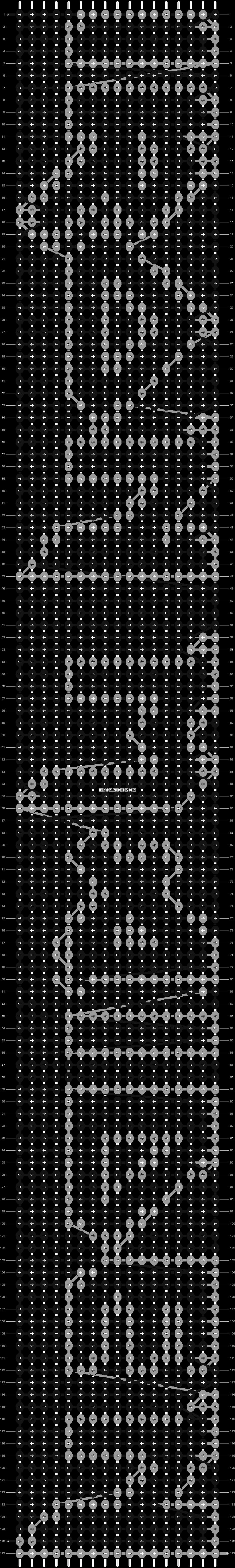 Alpha pattern #8715 pattern
