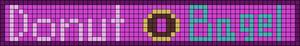 Alpha pattern #8726