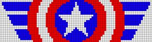 Alpha pattern #8733