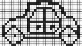Alpha Friendship Bracelet Pattern #8749