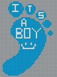 Alpha pattern #8751