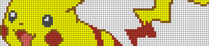 Alpha Friendship Bracelet Pattern #8761