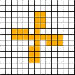 Alpha pattern #8769