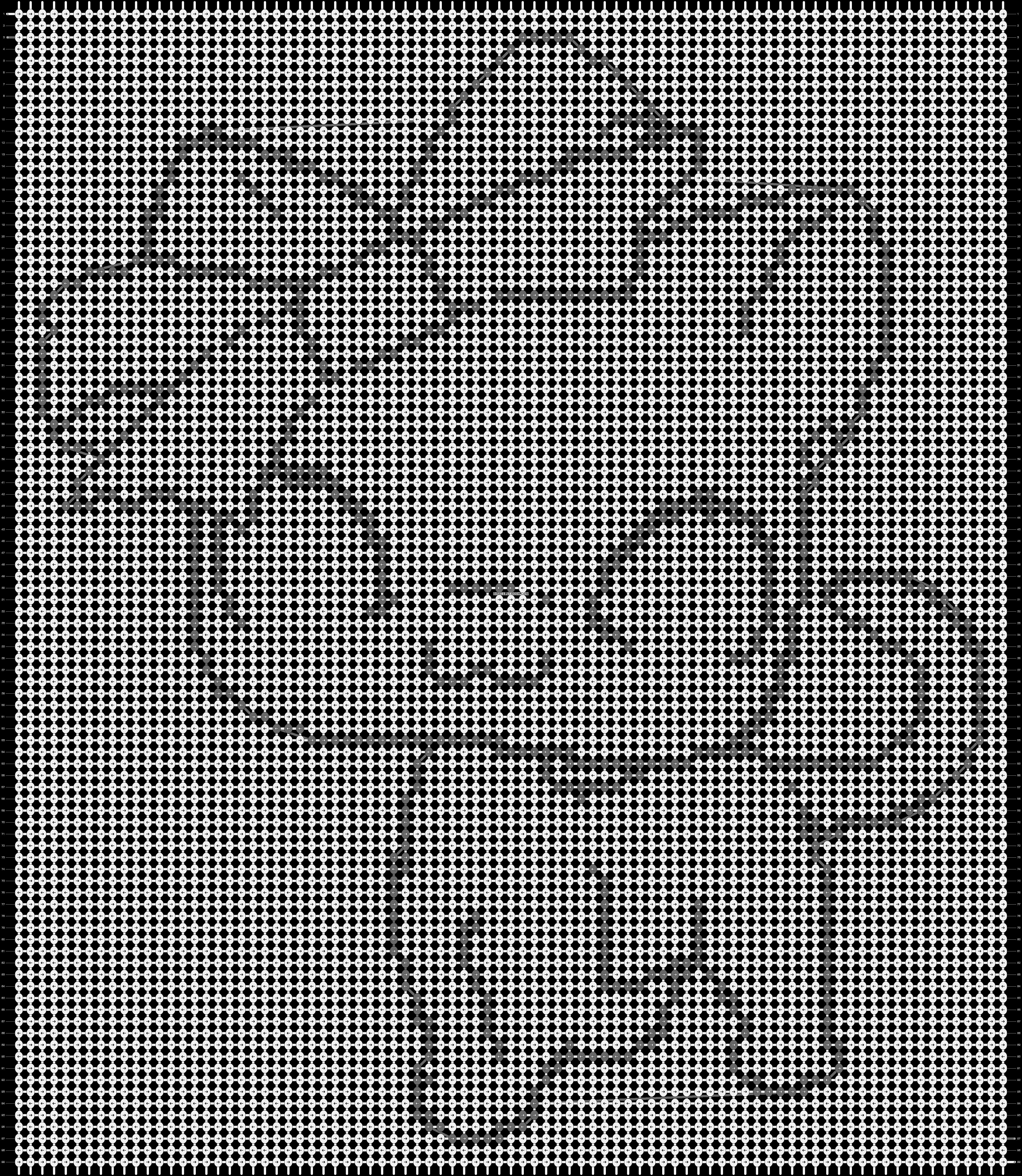 Alpha Pattern #8770 added by mleroseb