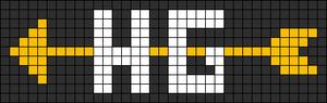 Alpha pattern #8771