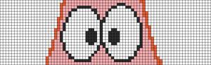 Alpha Friendship Bracelet Pattern #8774