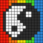 Alpha pattern #8789