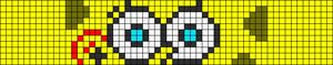 Alpha pattern #8806