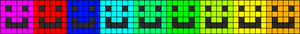 Alpha pattern #8817