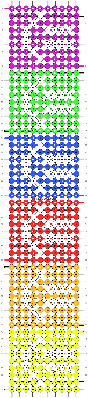 Alpha pattern #8827 pattern