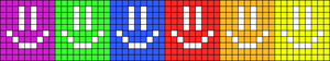 Alpha pattern #8827