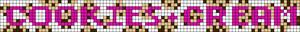 Alpha pattern #8833