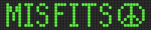 Alpha pattern #8857