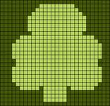 Alpha pattern #8866