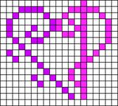 Alpha pattern #8878
