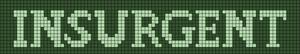 Alpha pattern #8884