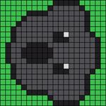 Alpha pattern #8909