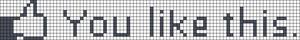 Alpha pattern #8911