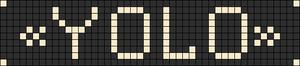 Alpha pattern #8919