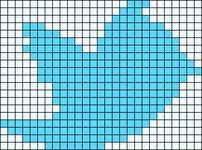 Alpha pattern #8926