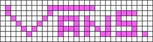Alpha pattern #8930