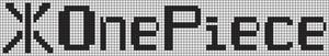 Alpha pattern #8935