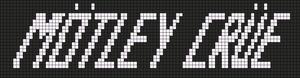 Alpha pattern #8942