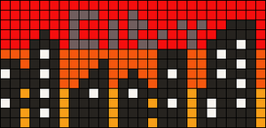 Alpha pattern #8944