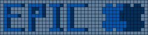 Alpha pattern #8948