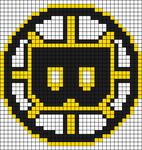 Alpha pattern #8951