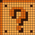 Alpha pattern #8955