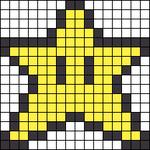 Alpha pattern #8964