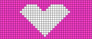 Alpha Friendship Bracelet Pattern #8965