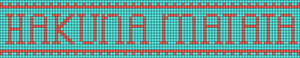 Alpha pattern #8975