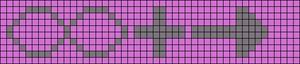 Alpha pattern #8976
