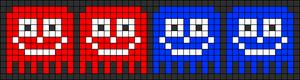 Alpha pattern #8991