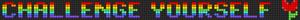 Alpha pattern #9002