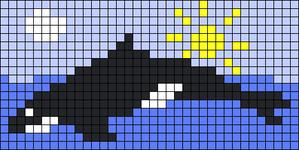 Alpha pattern #9003