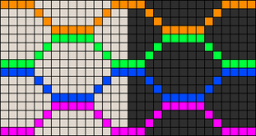 Alpha pattern #9005