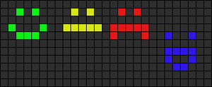 Alpha pattern #9006