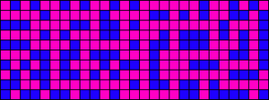 Alpha pattern #9010