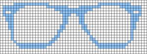 Alpha pattern #9017