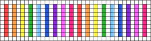 Alpha pattern #9035