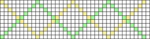 Alpha pattern #9036